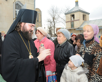Епископ Бронницкий Феофилакт, управляющий Патриаршими приходами в Туркменистане: «Самое глубокое впечатление на меня произвела встреча с прихожанами»