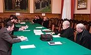 В Санкт-Петербургской православной духовной академии состоялись защиты кандидатских диссертаций