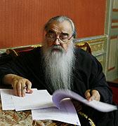 Митрополит Минский Филарет на состоявшемся заседании Священного Синода сообщил о результатах пленарного заседания Богословской комиссии