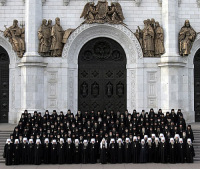 Архиерейский Собор Русской Православной Церкви 2004 г.