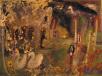 ╚Гроза╩, фреска (1991)