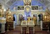 Патриарший визит в Санкт-Петербургскую епархию. День третий. Утреня в домовом храме в здании Священного Синода в Петербурге.