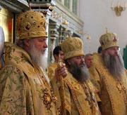 Слово Святейшего Патриарха Кирилла после Божественной литургии в Феодоровском монастыре в Городце