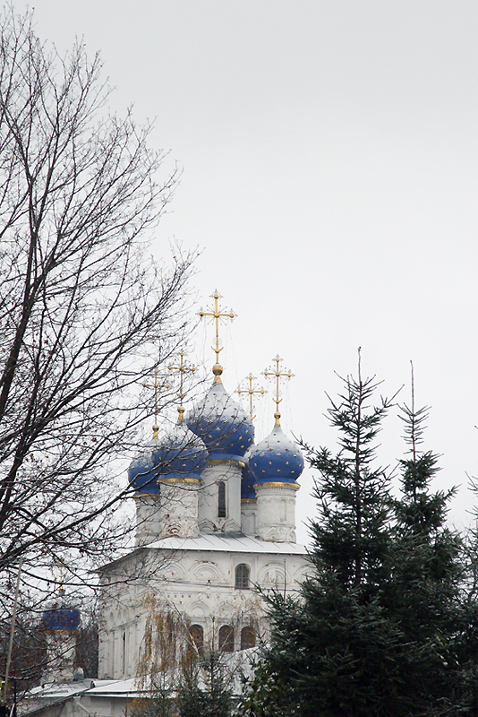 храм казанской в коломенском иконы: