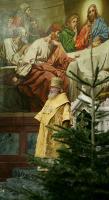 Патриаршее служение в праздник Обрезания Господня и в день памяти свт. Василия Великого