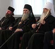 В Минске прошла презентация книги Патриарха Сербского Павла 'Уясним некоторые вопросы нашей веры'