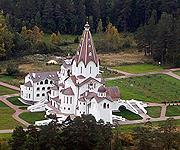 Святейший Патриарх Алексий совершил чин освящения Владимирского скита на Валааме