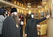 Выставка, посвященная 15-летию возрождения Дивеевского монастыря, проходит в Нижнем Новгороде