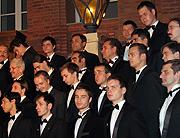 Патриаршее поздравление Академическому мужскому хору МИФИ с юбилеем