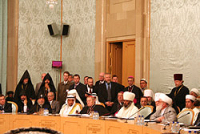Состоялось торжественное открытие Всемирного саммита религиозных лидеров