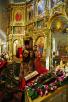 Престольный праздник храма святых Веры, Надежды, Любови и матери их Софии на Миусском кладбище в Москве