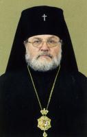 Лонгин, архиепископ Клинский, викарий Московской епархии, представитель РПЦ в Германии (Талыпин Юрий Владимирович)