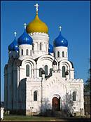 В Николо-Угрешском монастыре побывала делегация Русской Православной Старообрядческой Церкви во главе с митрополитом Корнилием