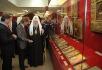 """Фотоальбом  """"Церемония открытия выставки икон в храме Христа Спасителя """" ."""