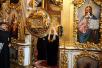 Патриарший визит на Украину. Молебен на Владимирской горке. Посещение святынь Киево-Печерской лавры. Заседание Священного Синода Русской Православной Церкви.