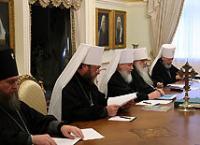 ЖУРНАЛ № 94 заседания Священного Синода Русской Православной Церкви от 6 декабря 2008 года