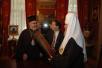 Встреча Святейшего Патриарха Алексия с делегацией Элладской Церкви