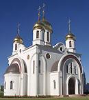 Престольный праздник отмечается в русском храме преподобного Сергия Радонежского в ЮАР