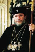 Гарегин II, Верховный Патриарх и Католикос всех армян (Нерсесян, арм. — Գարեգին Բ)