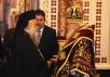 Торжественная встреча ковчега с мощами святого великомученика Димитрия Солунского в Храме Христа Спасителя