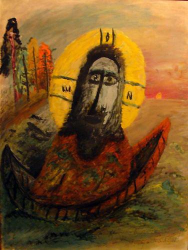 ╚Иисус Христос в лодке на море Тивериадском╩ (1990)