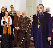 В Белграде открылась выставка 'Россия — Косово: камни вопиют'