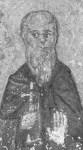 Захария Отверстый, затворник, прп.
