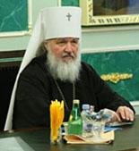 Комиссию по подготовке Поместного Собора возглавил Местоблюститель Патриаршего Престола