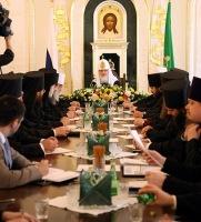 Святейший Патриарх Кирилл возглавил первое заседание Комиссии по образованию Межсоборного присутствия