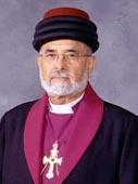 Патриаршее приветствие Патриарху Map Динхе IV в связи с 30-летием избрания на пост Предстоятеля Ассирийской Церкви Востока