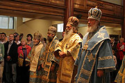 В столице Англии состоялись торжества, посвященные 50-летию освящения Успенского кафедрального собора Сурожской епархии