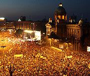В 'Википедии' появились статьи, посвященные акциям протеста против независимости Косова