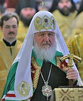 Святейший Патриарх Московский и всея Руси Кирилл возглавил Божественную литургию в Успенском кафедральном соборе города Смоленска