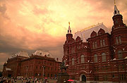 В Историческом музее экспонируется Евангелие, которое читали мать царя Михаила Федоровича и супруга Николая II