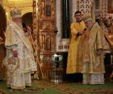 Поздравительное слово Святейшему Патриарху Алексию Блаженнейшего митрополита Киевского и всея Украины Владимира
