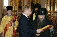 Владимир Путин открыл в Саранске памятник Федору Ушакову и посетил кафедральный собор, освященный в честь адмирала