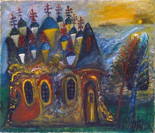 ╚Собор 12-ти апостолов на берегу моря╩ (1993)
