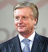 Патриаршее приветствие президенту Олимпийского комитета России Л.В. Тягачеву