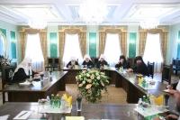 ЖУРНАЛЫ заседания Священного Синода Русской Православной Церкви от 6 октября 2008 года