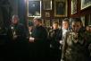Панихида по Святейшему Патриарху Алексию в Патриаршей рабочей резиденции