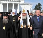 Завершился визит Святейшего Патриарха Кирилла в Нижегородскую епархию