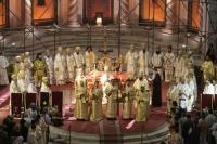 Архиерейский Собор Сербской Православной Церкви начался в отсутствие Патриарха Павла