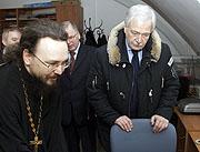 Председатель Государственной Думы РФ Борис Грызлов посетил Центр информационных технологий МДА