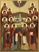 24 октября — Собор преподобных Оптинских старцев