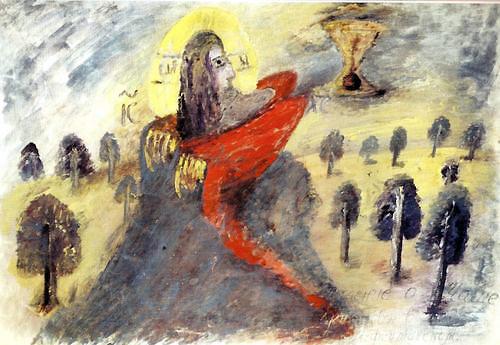╚Моление о чаше Христово в саду Гефсиманском╩ (1994)