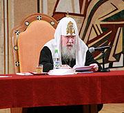 Предстоятель Русской Церкви осудил т.н. 'чин всенародного покаяния'