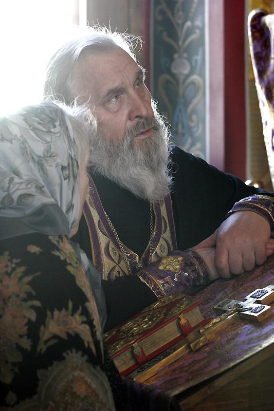 Юбилей протоиерея Георгия Бреева