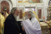 Литургия в Храме Христа Спасителя в день открытия Архиерейского Собора
