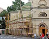 Московская осетинская община восстанавливает храм Рождества Пресвятой Богородицы на Кулишках