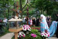Митрополит Киевский Владимир совершает двухдневный визит в Житомирскую епархию